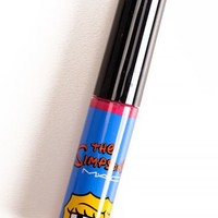 MAC The Simpsons Tinted Lipglass (Red Blazer)