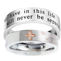 Never be separate Rings for Couple