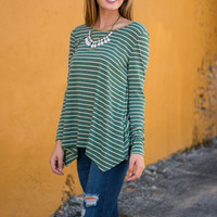 Patch Perfect Top, Green