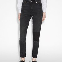 Monki | Jeans | Kimomo black knee