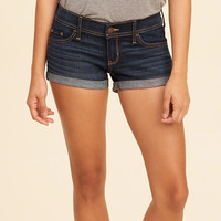 Girls Low-Rise Denim Short-Shorts | Girls Bottoms | HollisterCo.com