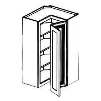 """J-CABINETS / EASY REACH CORNER WALL CABINET 42"""""""