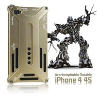 Arachnophobia Durable Case for iPhone 4/4s