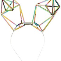 WXYZ - Bunny ears headband | Selfridges.com