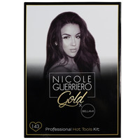 Nicole Guerriero Gold by Clip-In Hair Extensions | Professional Hair Styling Tools | Haircare by BELLAMI Hair | Clip-In Hair Extensions | Professional Hair Styling Tools | Haircare by BELLAMI Hair