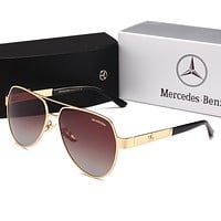 MERCEDES BENS New fashion unique sunglasses L-HWYMSH-YJ