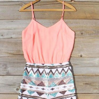 Sweet Summertime & Sequins Romper | The Handmade Hustle