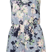 **Floral V Front Playsuit by Oh My ...