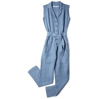 Forest Breezy Canvas One Piece