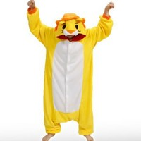 Lion Kigurumi - Japanese Sazac Cosplay Costume Pajamas