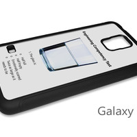 Engineering Test Phone Case for iPhone or Samsung Galaxy Phones
