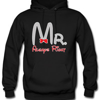 Mr. always right Hoodie