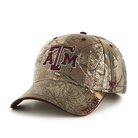 Texas A&M Aggies Realtree Frost Adjustable Strap Hat / Cap