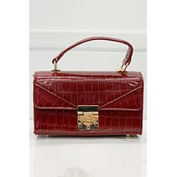 Switch It Up Bag Red