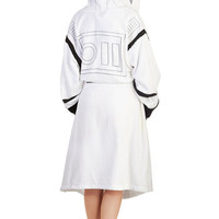 The Robe You're Looking For in Stormtrooper