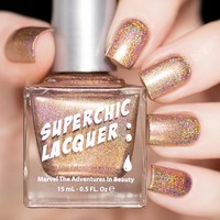 SuperChic Dart Thru The Heart Nail Polish (Cupid's Bow Collection)