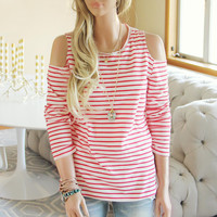 Arrow Stripe Tee