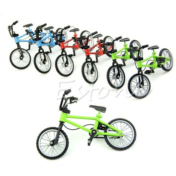 New Functional Finger Mountain Bike BMX Fixie Bicycle Boy Toy Creative Game Gift