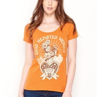 Good Hearted Woman - Maple Ballet Tee