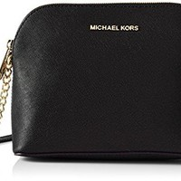 MICHAEL Michael Kors Women's Cindy Dome Cross Body Bag  mk
