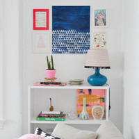 Bright Bohemian Inspired Apartment in the Haight - Eclectic - Living Room - san francisco - by Planning Pretty