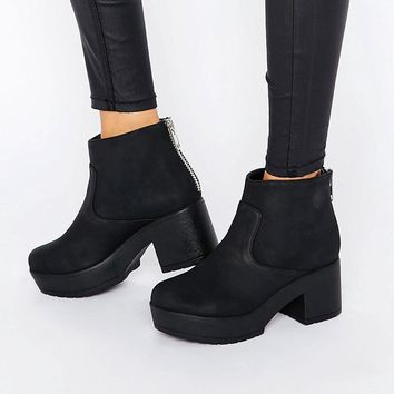 ASOS | ASOS RAFF Chunky Ankle Boots at ASOS