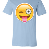 smily face - Unisex T-shirt