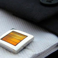 Yellow Cufflinks - Yellow Square cufflinks - Yellow design cufflinks - Square design CuffLinks - Cufflinks for men - special event gift