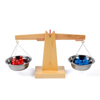 Montessori Weighing Scale