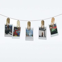 Brass Hands Photo Clip - Urban Outfitters