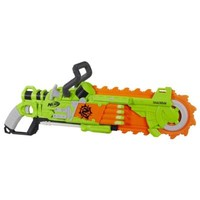 Nerf Zombie Strike Brainsaw Blaster | Toys for Boys | Nerf