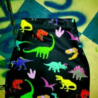 SWEET LORD O'MIGHTY! The Dino Skirt