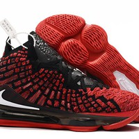LeBron XVII 17 EP - Red/Black
