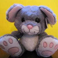 """Aurora Stuffed Animal 10"""" SCURRY MOUSE  Item # 16322 NWT"""