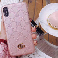 Gucci print phone shell phone case for Iphone 6/6S/6P/6SP/7P/7/8/8P/X