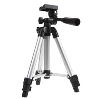 High Quality Portable Professional Camera Tripod Flexible Tripod Mount  With Bag For  Digital  Camera / Mobile Phone / Tablet