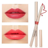 Make-up Hot Deal Professional Beauty On Sale Hot Sale Cup Pen Waterproof Lip Stick [11081324820]
