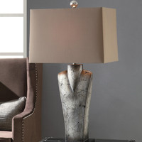 """Crestview Isabella Table Lamp 34.5""""Ht - CVAUP674"""