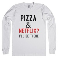 I'll be there-Unisex White T-Shirt