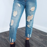 On The West Coast Jeans: Denim