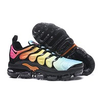 2018 Nike Air VaporMax Plus TN Tropical Sunset | AO4550-002 Sport Running Shoes