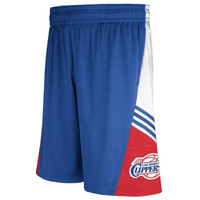 Los Angeles Clippers adidas 2014 Pre-Game Shorts – Royal Blue