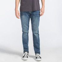 Levi's 511 Mens Slim Jeans Black Stone  In Sizes