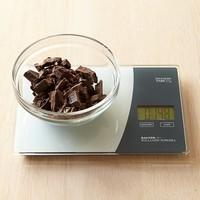 Williams-Sonoma Touchless Tare Glass Scale
