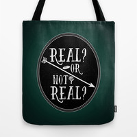 Real Tote Bag by Page394