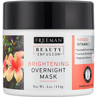 Brightening Overnight Mask with Hibiscus + Vitamin C