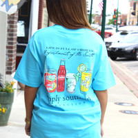License Refresh Tee - Simply Southern Collection