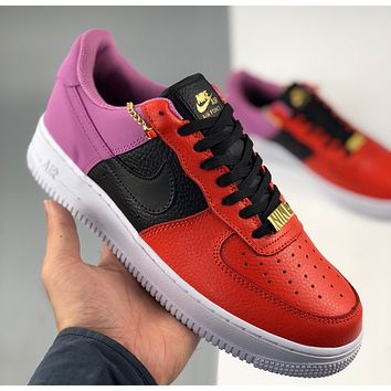 Nike Air Force 1 Low low-top personality all-match casual sports shoes