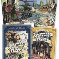 Everyday Witch tarot deck & book by Deborah Blake