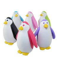 Penguin Eraser : Japanese eco-friendly erasers : Stubby Pencil Studio